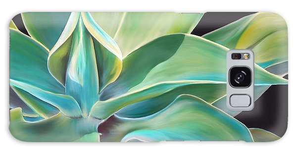 Agave 2 Galaxy Case by Laura Bell