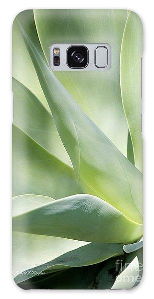 Agave Plant 2 Galaxy Case