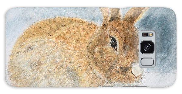 Agouti Pet Rabbit Galaxy Case by Kate Sumners