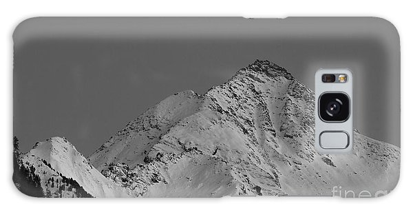 Ahornspitze After Midnight Galaxy Case