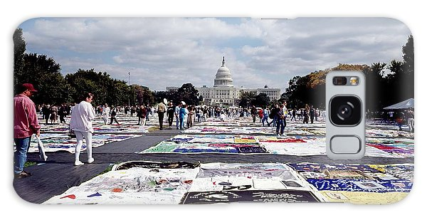 March On Washington Galaxy Case - Aids Quilt by Carol M. Highsmith Archive, Library Of Congress
