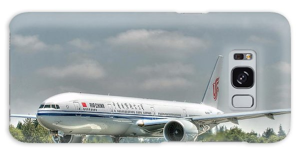 Air China 777 Galaxy Case by Jeff Cook