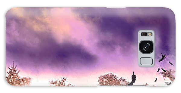 Air Element Galaxy Case by Persephone Artworks