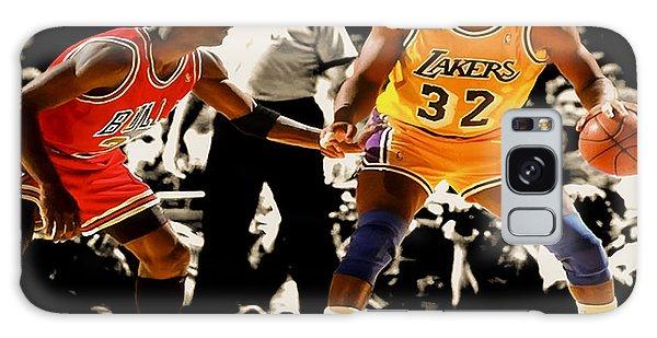 Air Jordan On Magic Galaxy Case by Brian Reaves