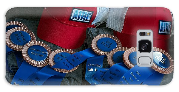 Aire Cap Prizes Galaxy Case by Britt Runyon
