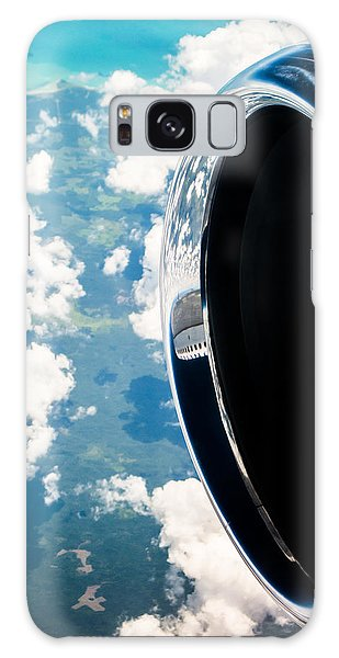 Tropical Skies Galaxy Case