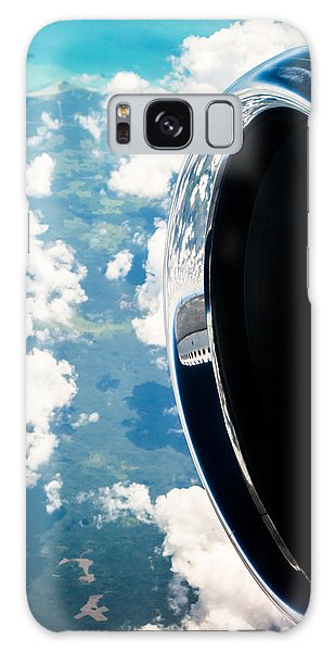 Jet Galaxy Case - Tropical Skies by Parker Cunningham