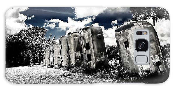 Airstream Ranch In Ir Hdr Galaxy Case