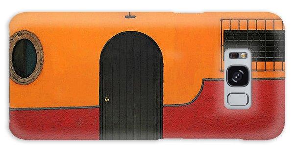 Ajijic Door No.4 Galaxy Case