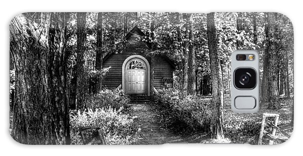 Ajsp Chapel Bw Galaxy Case