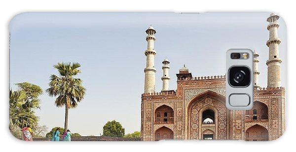 Akbar's Tomb In  India Galaxy Case