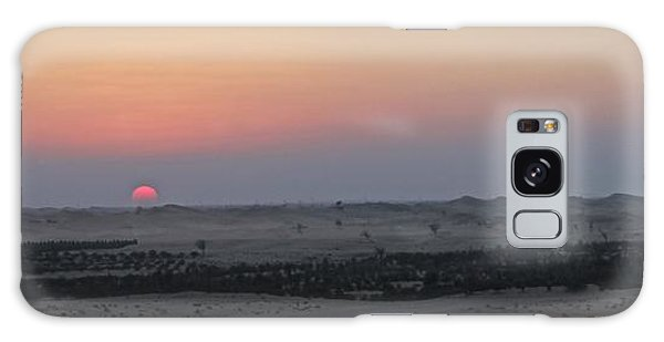 Al Ain Desert 7 Galaxy Case
