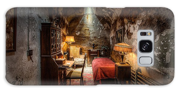 Al Capone's Cell - Historical Ruins At Eastern State Penitentiary - Gary Heller Galaxy Case
