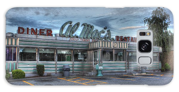 Al Mac's Diner Galaxy Case