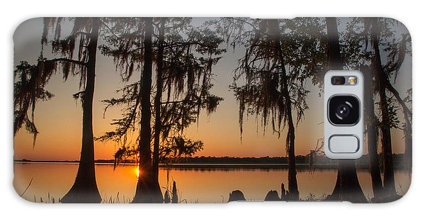 Alabama Evening Galaxy Case