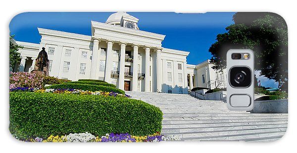 Alabama State Capitol Building Galaxy Case