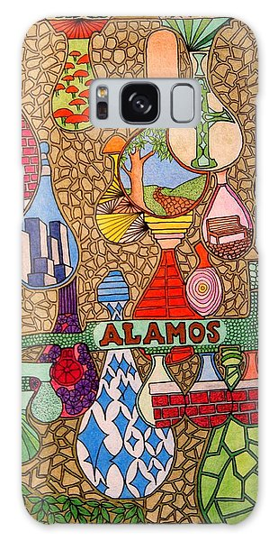 Alamos Lights Galaxy Case