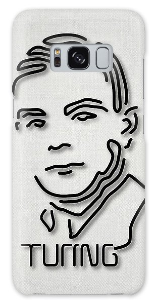 Alan Turing Galaxy Case