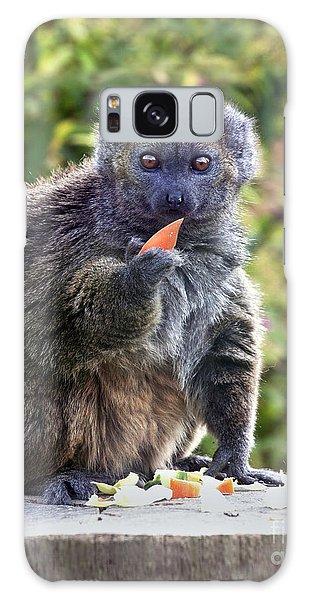 Alaotran Gentle Lemur Galaxy Case