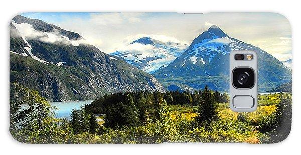Alaska In All Her Glory Galaxy Case