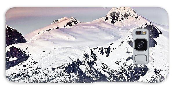 Alaska Landscape Galaxy Case
