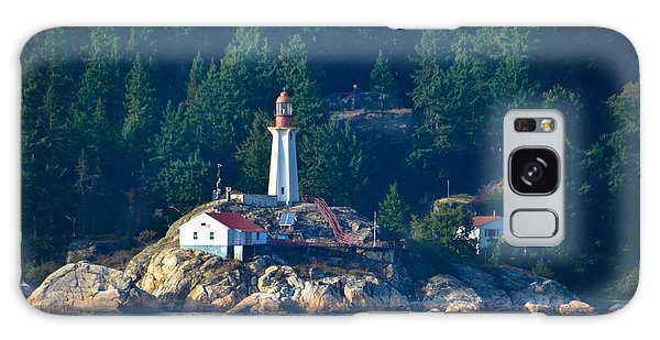 Alaska Lighthouse Galaxy Case