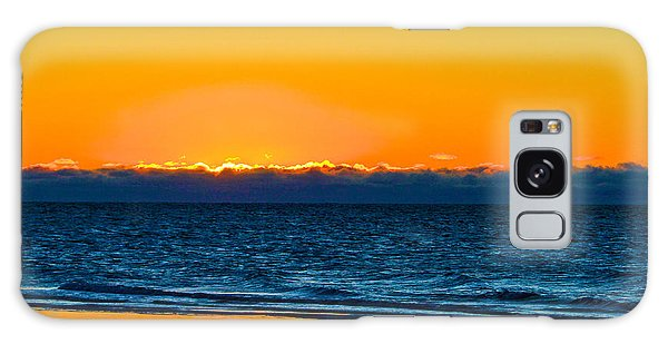 Alaska Sunset Galaxy Case
