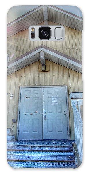 Alaskan Church Galaxy Case