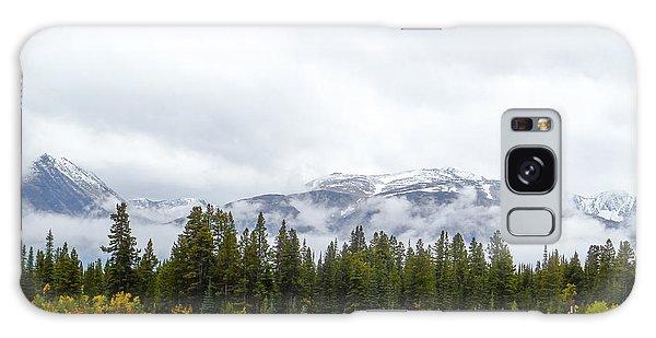 Alaskan Roadside Galaxy Case by David Nichols