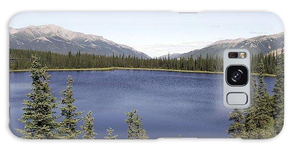 Alaskan Wilderness Galaxy Case by Sandy Molinaro