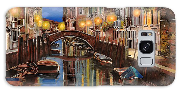 Dawn Galaxy Case - alba a Venezia  by Guido Borelli