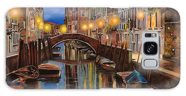 Reflections Galaxy Case - alba a Venezia  by Guido Borelli