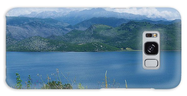 Galaxy Case - Albania From Lake Skadar by Phil Banks