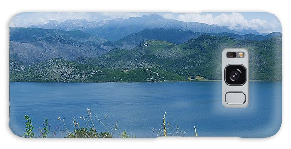 Albania From Lake Skadar Galaxy Case