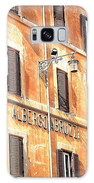 Albergo Abruzzi Galaxy Case