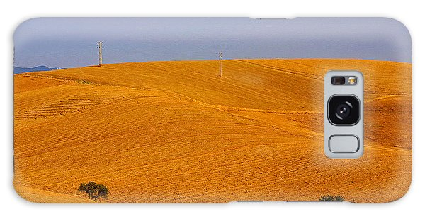 Trees In The Wheat Field Galaxy Case