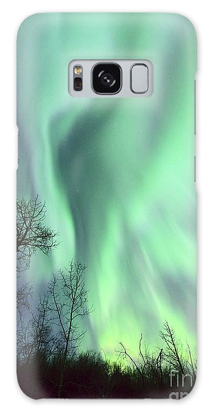 Alberta Aurora Galaxy Case