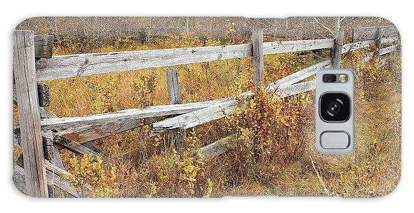 Alberta Ranchlands - Abandoned Corral Galaxy Case