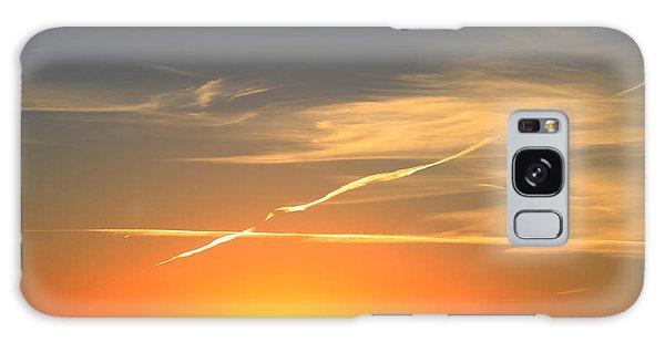 Alberta Sunset Galaxy Case