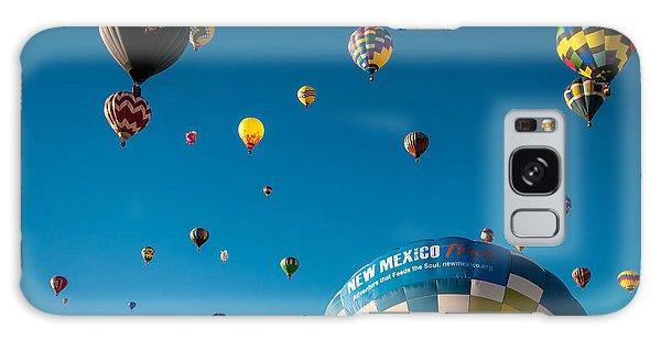 Albuquerque Balloon Fiesta 12 Galaxy Case