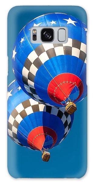 Albuquerque Balloon Fiesta 2 Galaxy Case