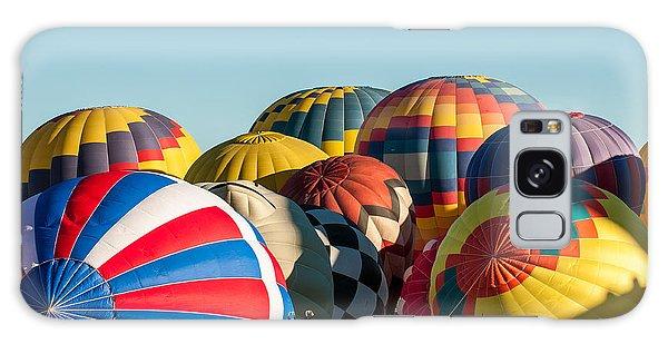Albuquerque Balloon Fiesta 3 Galaxy Case