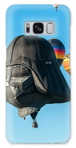 Albuquerque Balloon Fiesta 4 Galaxy Case