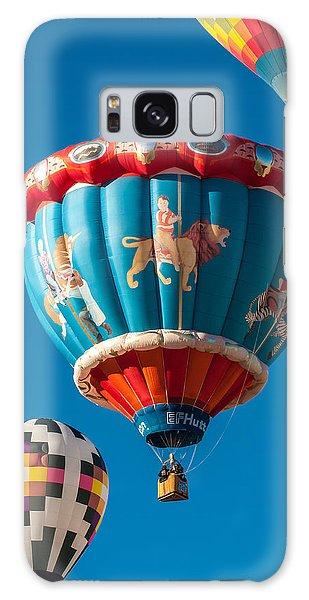 Albuquerque Balloon Fiesta 5 Galaxy Case