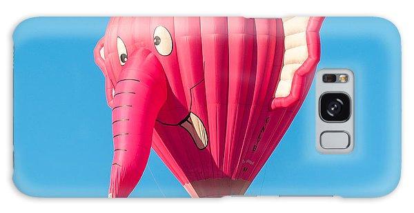 Albuquerque Balloon Fiesta 6 Galaxy Case