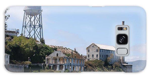 Alcatraz Galaxy Case by George Mount