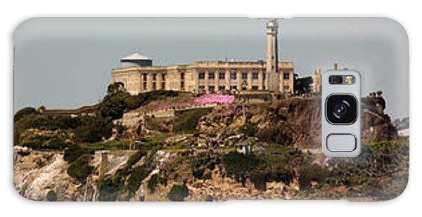 Alcatraz Panorama Galaxy Case