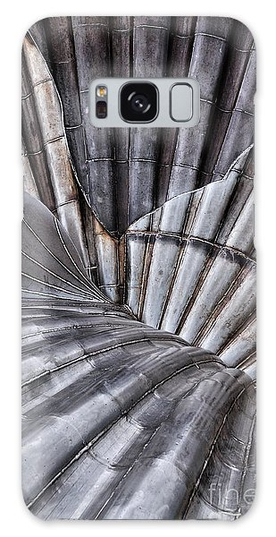 Aldeburgh Shell Abstract Galaxy Case