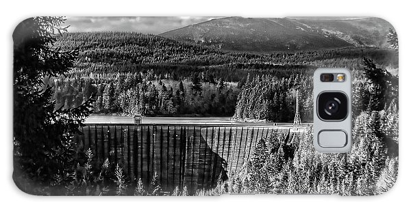 Alder Dam Near Mt Rainer Wa Galaxy Case