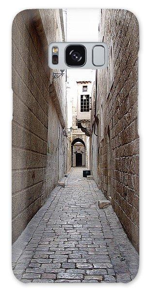 Aleppo Alleyway02 Galaxy Case
